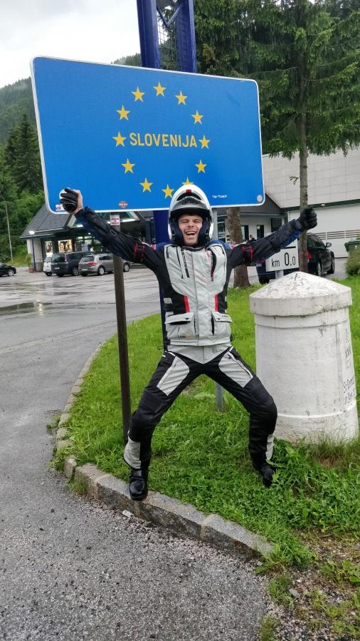 Balkan / Italien: Tag 2 – Salzburg –Bohinj