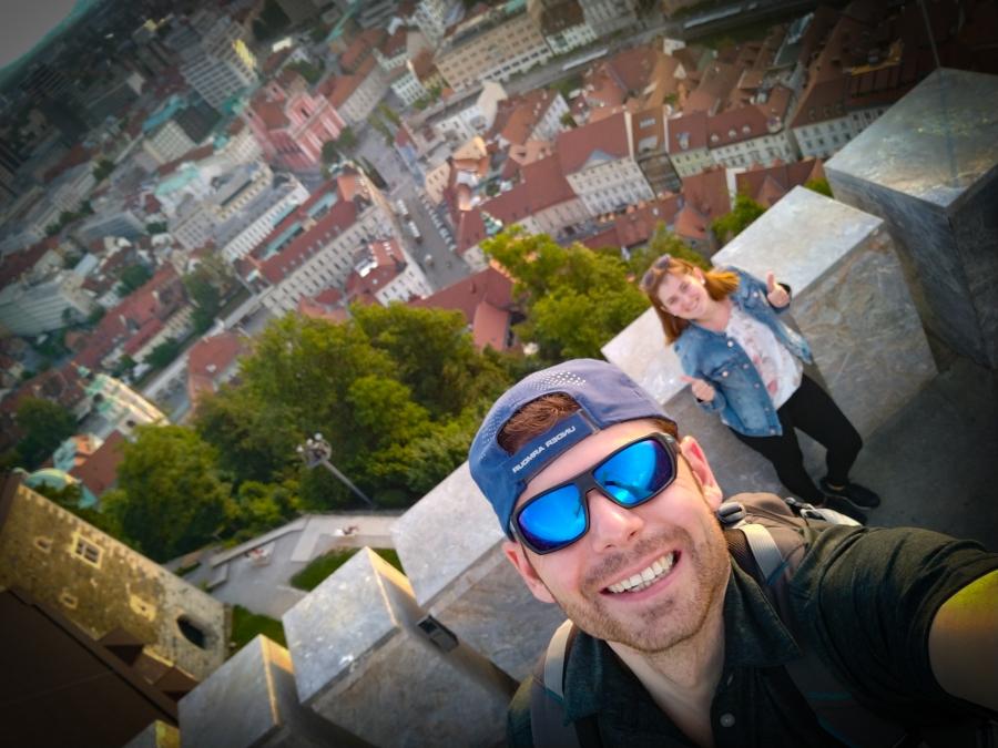 Balkan / Italien: Tag 3 – Bohinj –Ljubljana