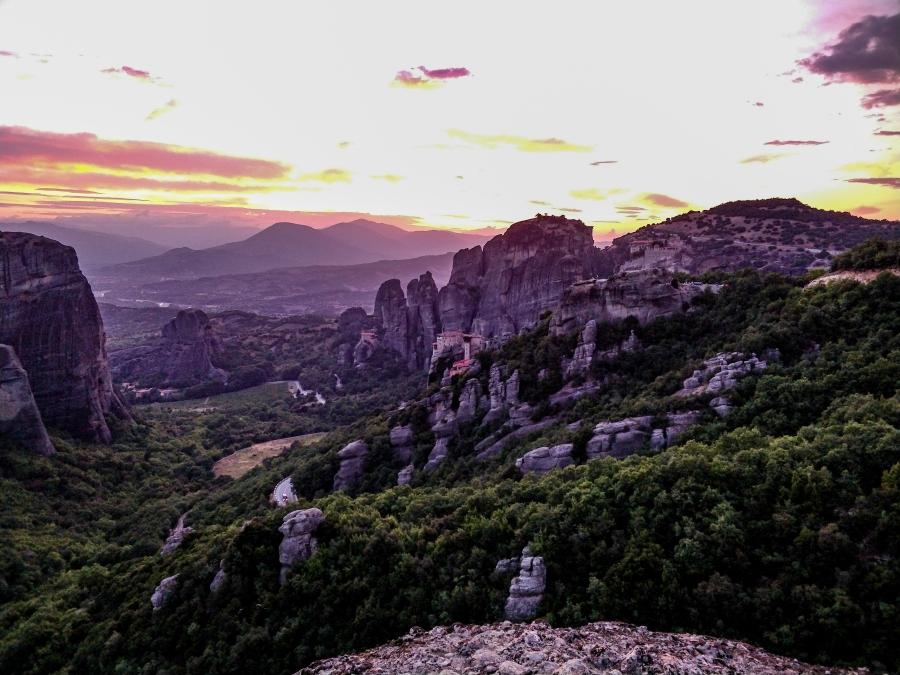 Balkan / Italien: Tag 13 – Kalabaka /Meteora