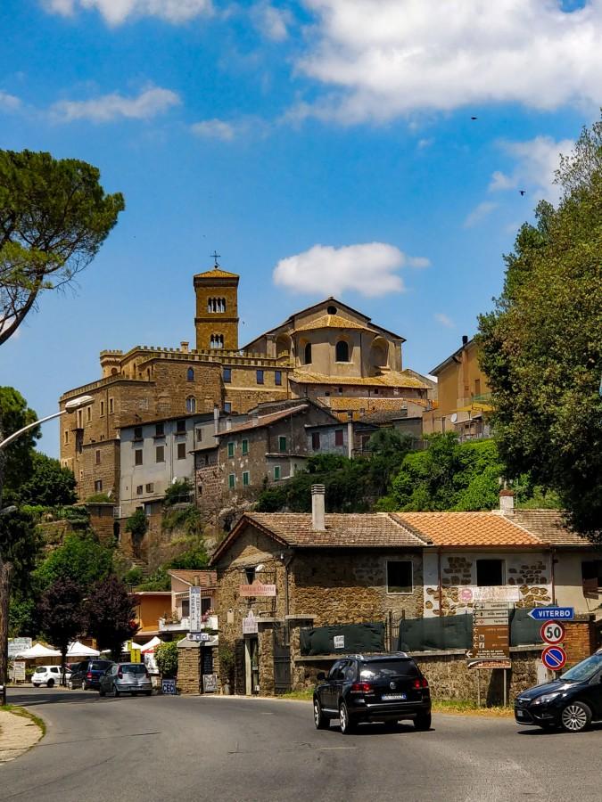 Balkan / Italien: Tag 20 – Ladispoli – Volterra(Toskana)